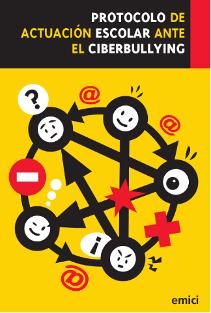 Protocolo Ciberbullying (fragmento de la portada)