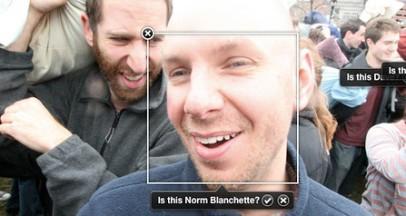 Aplicaciones de reconocimiento facial y autoetiquetado